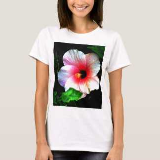 Hibiscus Flower The MUSEUM Zazzle Gifts T-Shirt