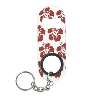 Hibiscus Flower Tropical Bottle Opener