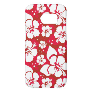 Hibiscus Flowers Pattern