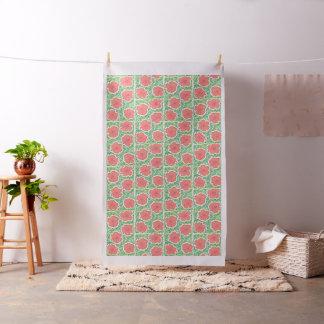 Hibiscus Fun Tropical Fabric