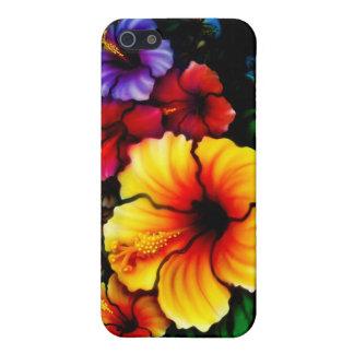 Hibiscus Heaven iPhone 5 Cover