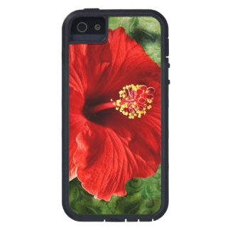 Hibiscus iPhone 5/5S, Tough Xtreme iPhone 5 Covers