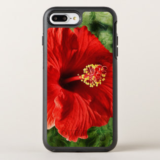 Hibiscus OtterBox Symmetry iPhone 8 Plus/7 Plus Case