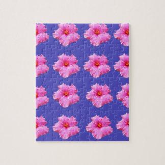Hibiscus  Summer Breeze,_ Jigsaw Puzzle