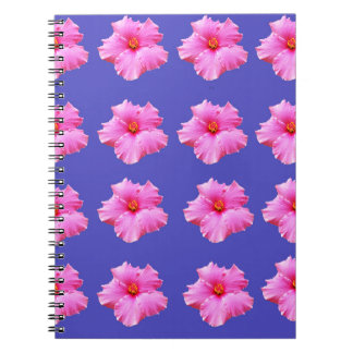 Hibiscus  Summer Breeze,_ Notebook