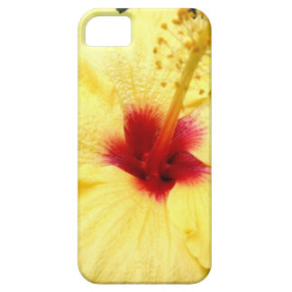 Hibiuscus Barely There iPhone 5 Case