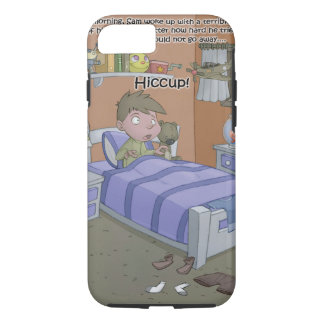 Hiccup Book iPhone 7 phone case