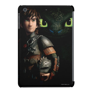 Hiccup & Toothless iPad Mini Cover