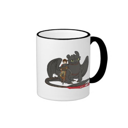 Hiccup & Toothless Mug