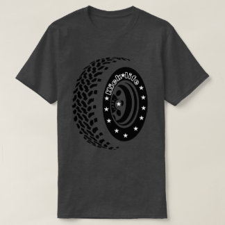 Hick life Big Tires T-Shirt