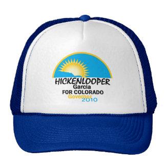 Hickenlooper Garcia 2010 Hat