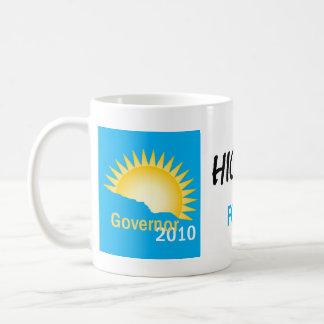Hickenlooper Garcia 2010 Mug