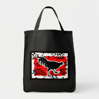 Hickety Pickety Grocery Tote Bag