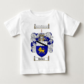 HICKEY FAMILY CREST -  HICKEY COAT OF ARMS BABY T-Shirt