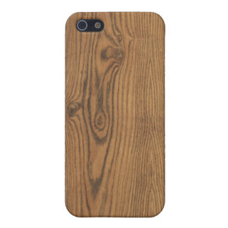 Hickory Wood Grain iPhone Case iPhone 5 Cover