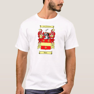 Hicks Coat of Arms T-Shirt
