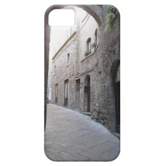 Hidden alley in Volterra village, province of Pisa Barely There iPhone 5 Case