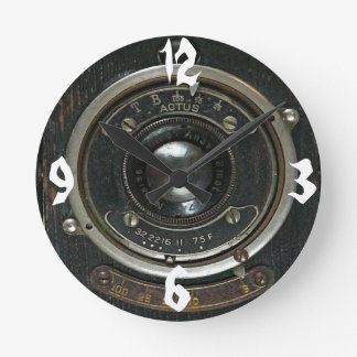 Hidden Camera collection Round Clock