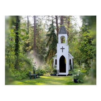 Hidden Chapel Postcard