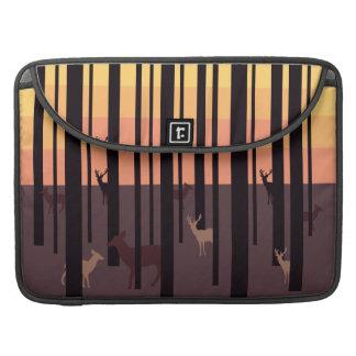 Hidden Deers Mac Pro Case