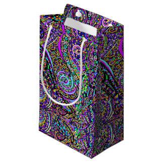 Hidden Dolphin Design Small Gift Bag