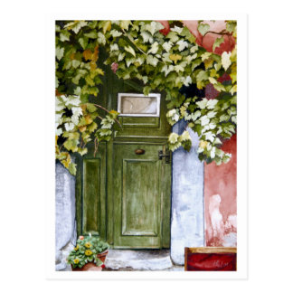 Hidden Door Postcard