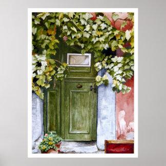 Hidden Door Poster