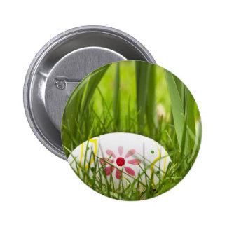 Hidden Easter Egg 6 Cm Round Badge