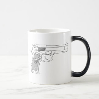 Hidden Gun! Magic Mug