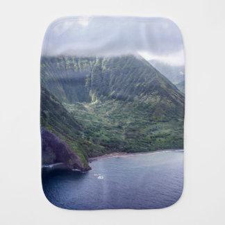 Hidden Hawaii Burp Cloth