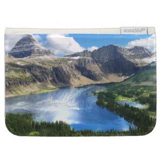 Hidden Lake in Glacier National Park Cases For Kindle