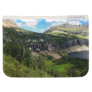 Hidden Lake in Glacier National Park Kindle Case