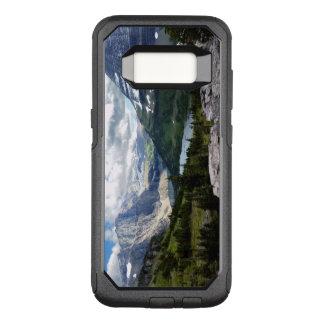 Hidden Lake Overlook Glacier National Park Montana OtterBox Commuter Samsung Galaxy S8 Case