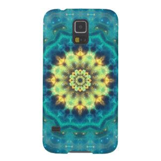 Hidden Lotus Mandala Galaxy S5 Covers