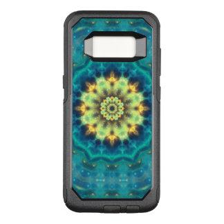 Hidden Lotus Mandala OtterBox Commuter Samsung Galaxy S8 Case