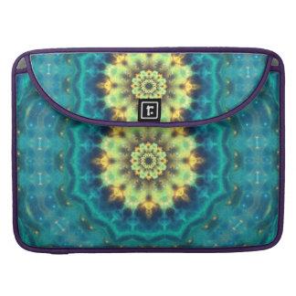 Hidden Lotus Mandala Sleeves For MacBook Pro