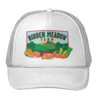 Hidden Meadow Farm Cap