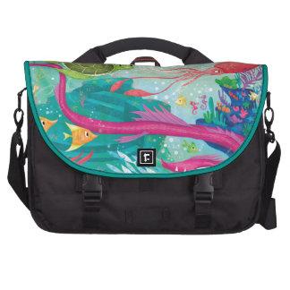 Hidden Ocean Treasures Commuter Bag