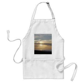 Hidden sun standard apron