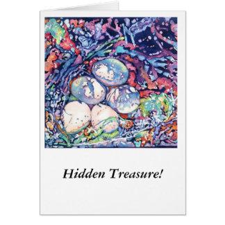 Hidden Treasure! Card