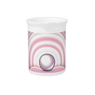 hidden treasure clam pitcher
