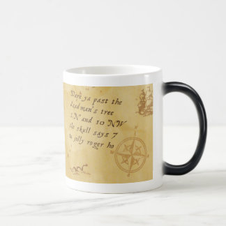 Hidden Treasure Morphing Mug