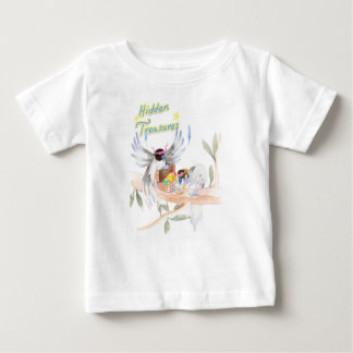 """Hidden Treasures"" Baby Fine Jersey T shirt"