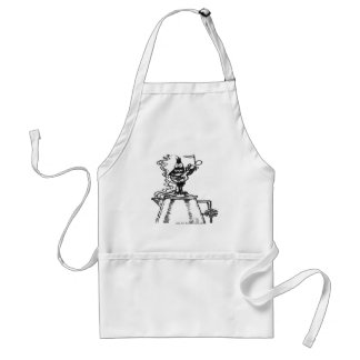 HIDDEN WALLOW FLEA STANDARD APRON