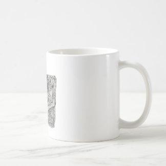 Hidden Wallow Ringo The Horse Coffee Mug