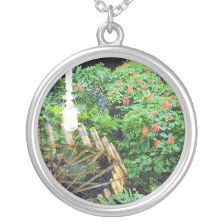 Hidden Water Wheel Necklace