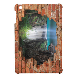 (hidden waterfall) iPad mini iPad Mini Case