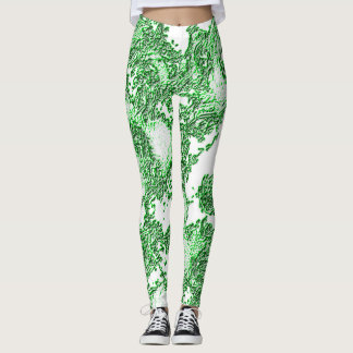 Hiddenite  Angelic Leggings