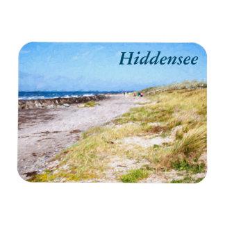 Hiddensee Magnet