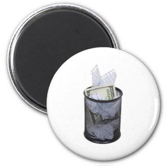 HiddenWaste053109 Magnet